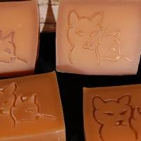 Katzenfreunde Seifenstempel Bild 2