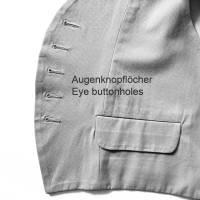 MÄNNER WESTE mit Taschen in verschiedenen Stoffen Bild 3