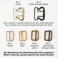 MÄNNER WESTE mit Taschen in verschiedenen Stoffen Bild 6
