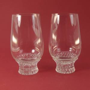 """2 wunderschöne Trinkglaser schön geschliffen """"Rosenthal"""" Bild 2"""