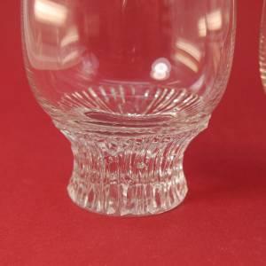 """2 wunderschöne Trinkglaser schön geschliffen """"Rosenthal"""" Bild 3"""