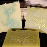 Olivenzweige Seifenstempel Bild 2