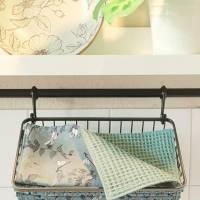 Unpaper Towel - die waschbare Küchenrolle! auch als Geschirrtuch, Spüllappen oder Serviette nutzbar - Zero waste - Mint Bild 6