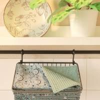 Unpaper Towel - die waschbare Küchenrolle! auch als Geschirrtuch, Spüllappen oder Serviette nutzbar - Zero waste - Mint Bild 8