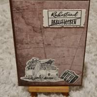Ruhestandkarte - Reserviert