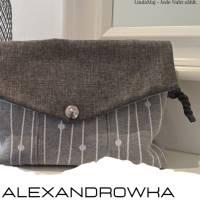 """Ebook Umhängetasche """"Alexandrowka"""" - Anleitung und Schnittmuster Bild 1"""