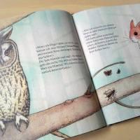 """Bilderbuch """"Wie das Eichhörnchen seinen Glücksstern fand"""", eine Botschaft für Kinder und Erwachsene Bild 5"""