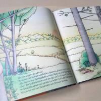 """Bilderbuch """"Wie das Eichhörnchen seinen Glücksstern fand"""", eine Botschaft für Kinder und Erwachsene Bild 6"""