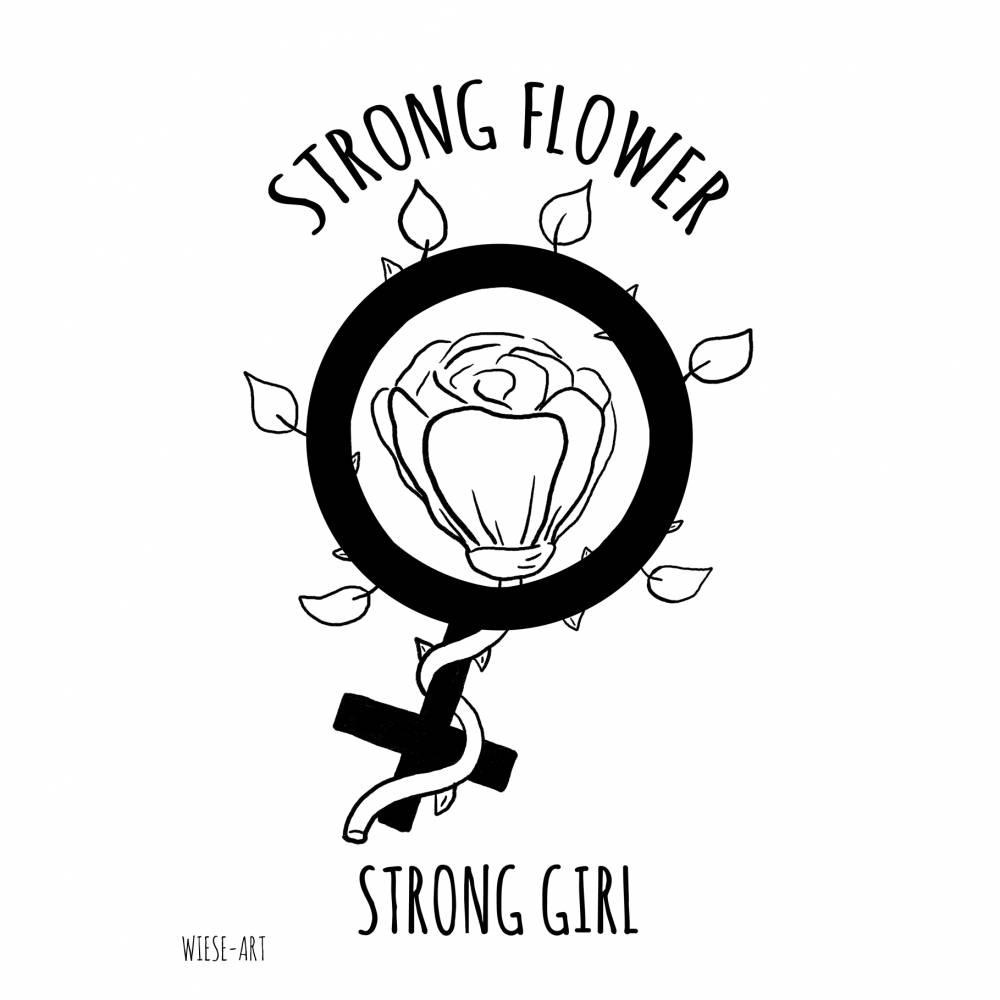 Strong Flower Bild 1