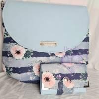 Taschen Set Umhängetasche Bohania + Geldbörse Little Ruby Bild 1
