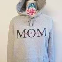 Hoodie MOM personalisiert Bild 2