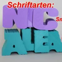 Spardose Name **1 BIS 4 BUCHSTABEN** Personalisiert Geschenk Geburtstag Geld Sparen Bild 2
