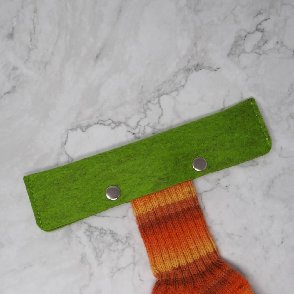 Stricknadeltasche / Nadelspieltasche Bild 1