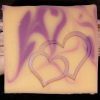 Herzen Seifenstempel Bild 6