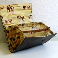 Geldbörse - Portemonnaie - little dogs - Hunde Bild 1