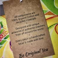Farbenfrohes Designer T-Shirt _ Eco Fashion Art Print *Seepferdchen* petrol_100% Biobaumwolle _Organic Kurzarm sportlich Bild 10