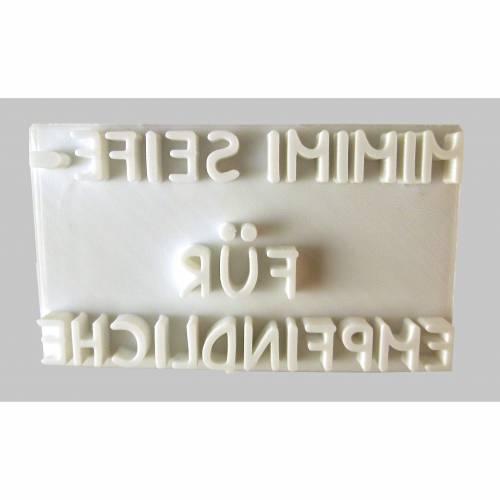 Mimimi Seifenstempel
