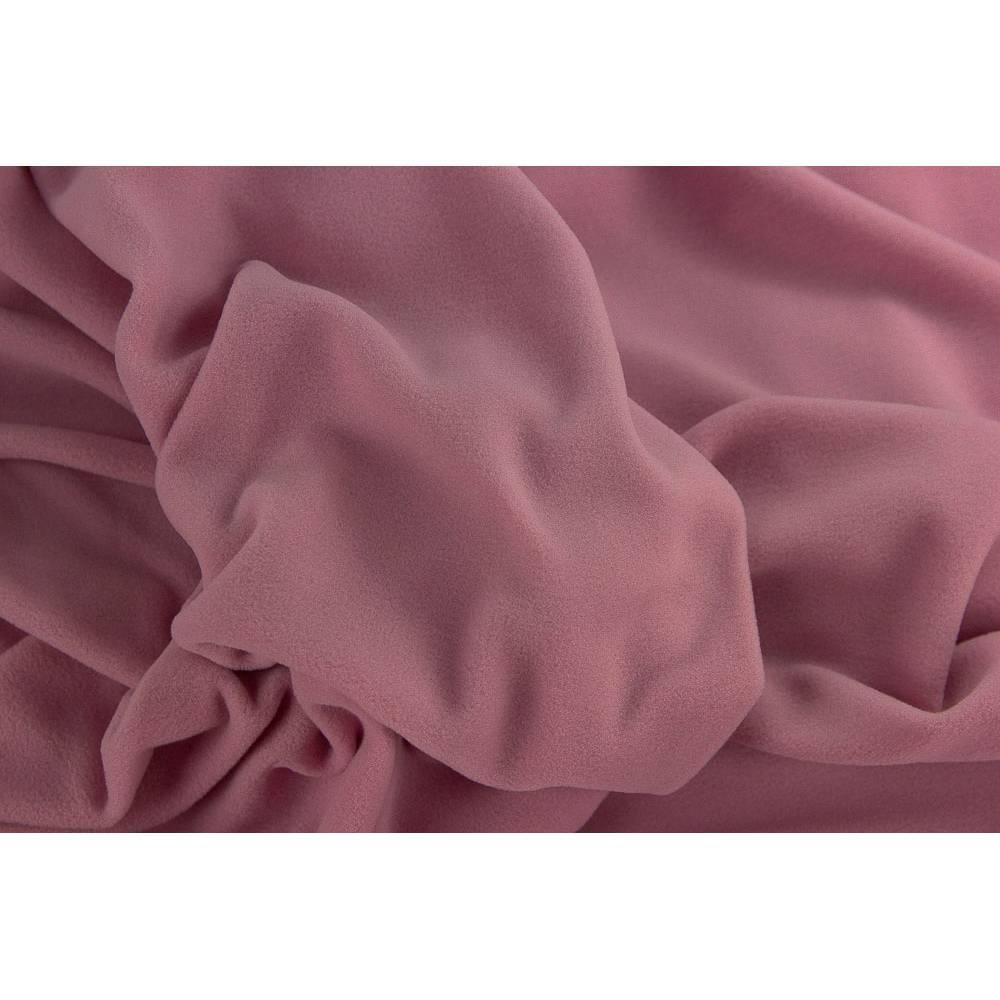 Fleece Mircofleece Thermo-Fleece Sarnen altrosa Bild 1