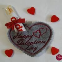 Happy Valentines Day - Valentinsherz nach DEINEN Wünschen gestaltet.... Bild 1