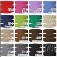 Gurtband 40 mm breit BASIC 1,3 mm dick Polypropylen, schwarz, blau, rot, braun, grau, grün, gel Bild 2