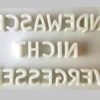 Händewaschen Seifenstempel Bild 1