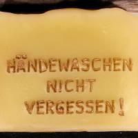 Händewaschen Seifenstempel Bild 5