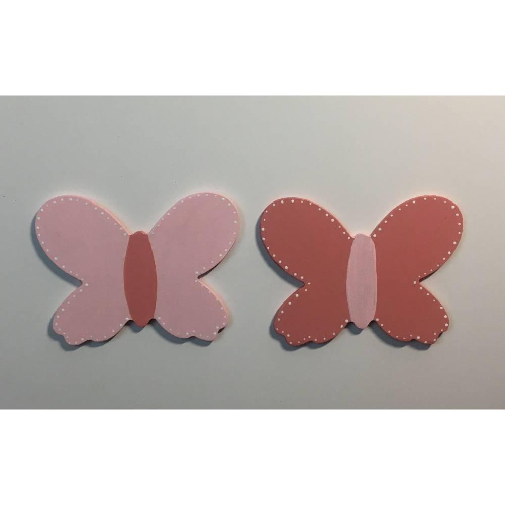 Schmetterling, passend zu den Buchstaben Bild 1