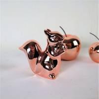 Wohndeko, Floristikdeko, 2er Set Eichhörnchen, Tischdeko, Stückpreis 4,95 Euro Bild 2