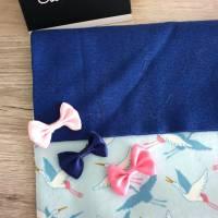 Rundum-sorglos Nähset Pumphose, hellblauer Sommersweat, diverse Größen, DIY Paket Bild 4
