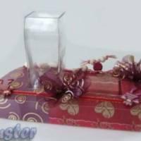 Vasenhalter für 2 Vasen Bild 1