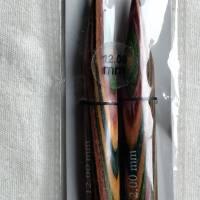 Knit Pro Symfonie, austauschbare Rundstricknadeln aus Holz in den Stärken 10, 12 oder 15mm Bild 2
