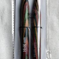 Knit Pro Symfonie, austauschbare Rundstricknadeln aus Holz in den Stärken 10, 12 oder 15mm Bild 3