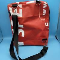 Bannerbag Rucksack - Upcycling Bild 3
