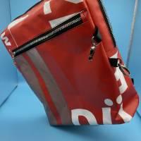 Bannerbag Rucksack - Upcycling Bild 4