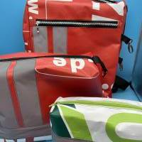 Bannerbag Rucksack - Upcycling Bild 6