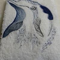 Stickdatei Delfin Bild 7