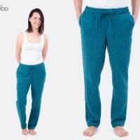 Schnittmuster Damenhose Dana, bequeme Hose mit Stil, Größen: 32 bis 54, für Damen - Kleidung, Papierschnitt  Bild 4