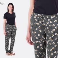 Schnittmuster Damenhose Dana, bequeme Hose mit Stil, Größen: 32 bis 54, für Damen - Kleidung, Papierschnitt  Bild 7