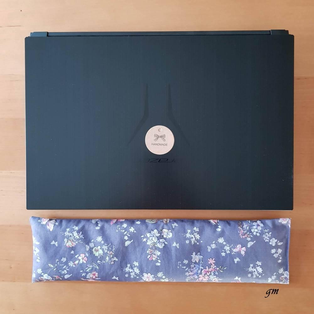 Handgelenk Unterstützung, Unterarmauflage, Handgelenkauflage, PC-Kissen, Laptop-Tastatur oder Maus Armauflage -  Bild 1