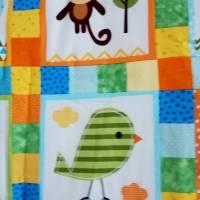 Babydecke - Kuscheldecke, ein treuer Begleiter von Anfang an. Bild 6