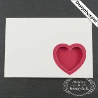 "Plottdatei Peek-a-boo-Karte ""Lilly"" im SVG-Format Bild 2"
