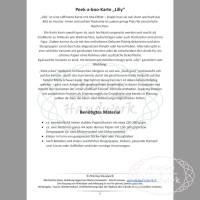 "Plottdatei Peek-a-boo-Karte ""Lilly"" im SVG-Format Bild 9"