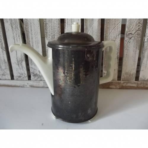 Sehr schöne alte Kaffeekanne ca.aus den 1930er Jahren