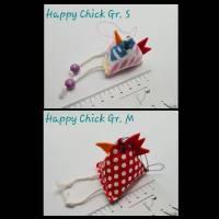 Happy Chicks Größe M, lustige Hühner, Osterdeko zum Aufhängen oder setzen Bild 8