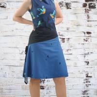 Damenkleid Giselle Gr. 34-54 pdf-Schnittmuster +  Nähanleitung - Jerseykleid - Sommerkleid - Kleid A-Linie Bild 2
