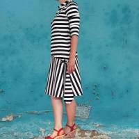 Damenkleid Giselle Gr. 34-54 pdf-Schnittmuster +  Nähanleitung - Jerseykleid - Sommerkleid - Kleid A-Linie Bild 6