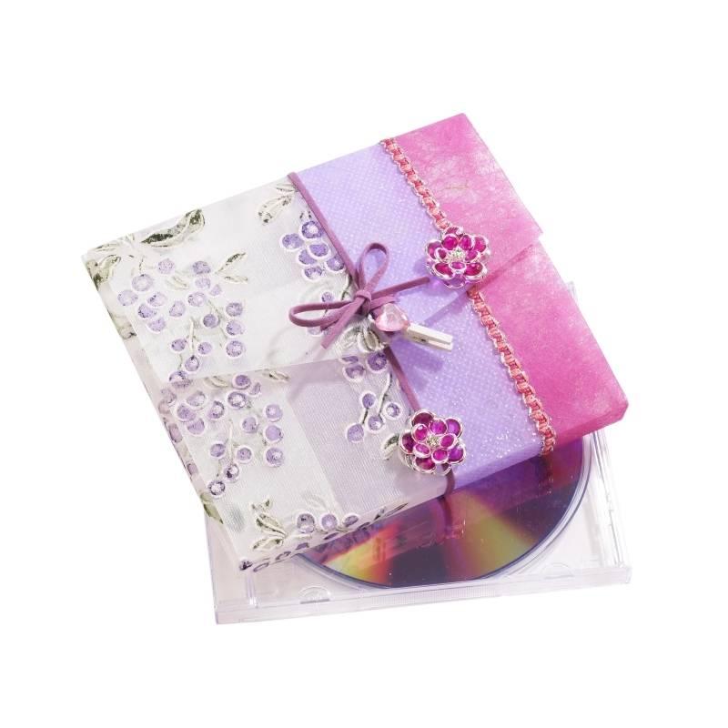 Geschenkbox für CD selbstklebend  Bild 1
