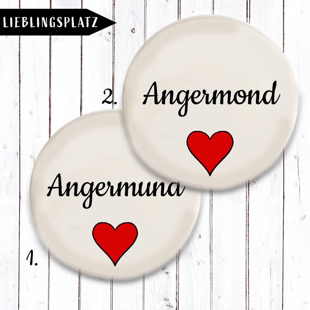Angermund Button ODER Magnet  Bild 1