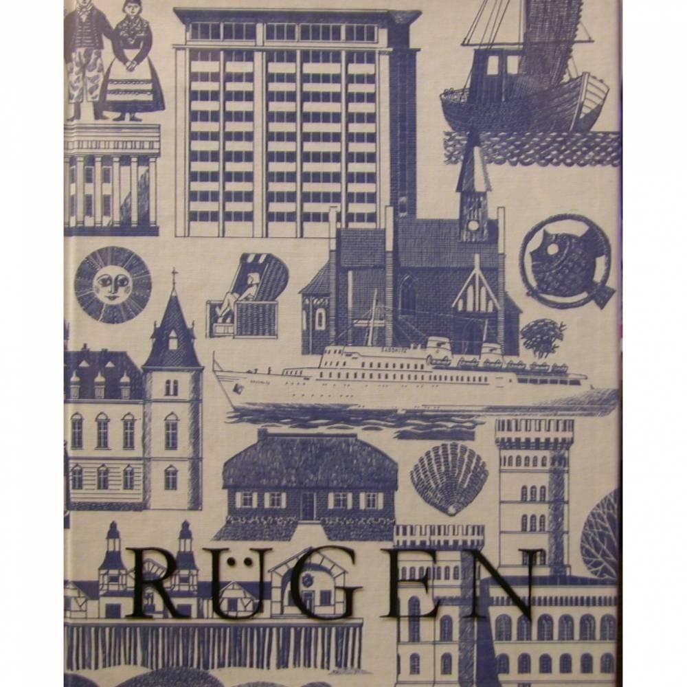 Rügen von Herbert Ewe -  mit vielen Abbl. aus den 70er Jahren Bild 1