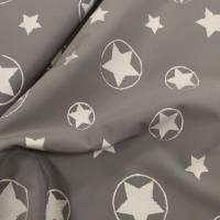 Softshell Reflection Sterne grau für Weltentdecker... Bild 1